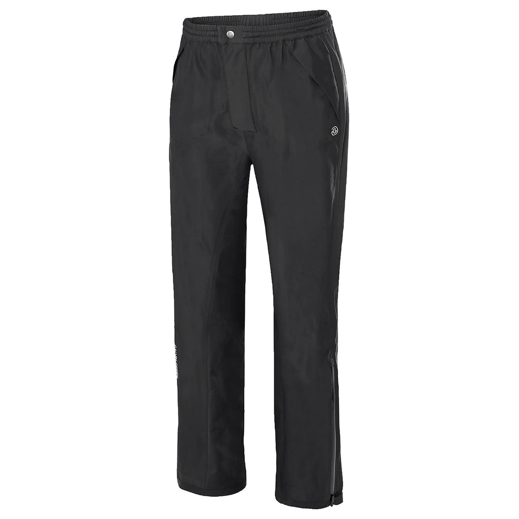 Arthur  Galvin Green Trousers - Black