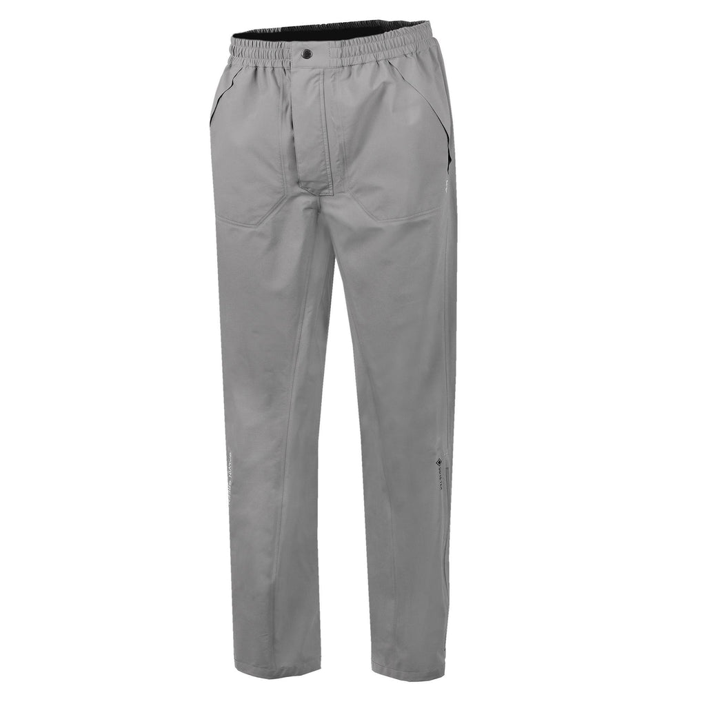 Arthur Galvin Green Trousers - Sharkskin