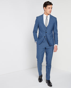Remus Blue 3pc Suit