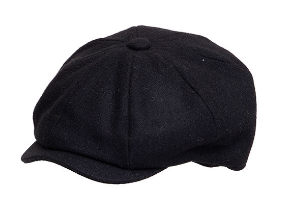 Thomas Shelby Hat in Black