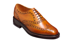 Barker Westfield Cedar Burnished Calf