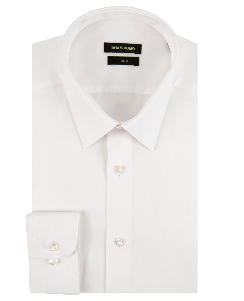 Remus White Shirt