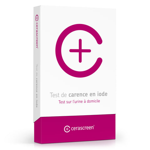 Test de carence en iode