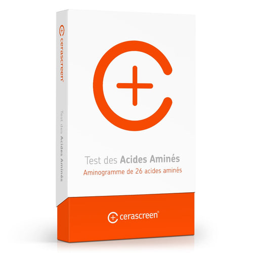 Test acides amines cerascreen