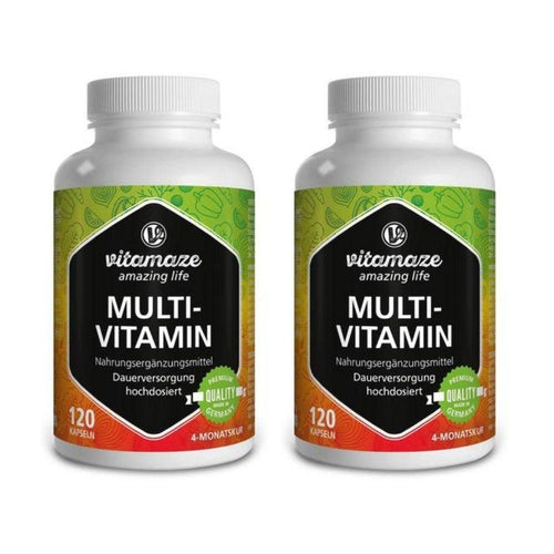 Vitamaze Multivitamines Pack de 2