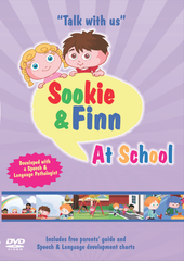 Sookie & Finn: At School DVD