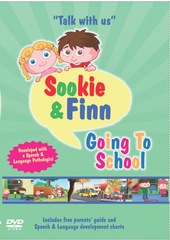 Sookie & Finn: Going to School DVD