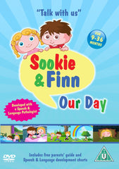 Sookie & Finn: Our Day DVD