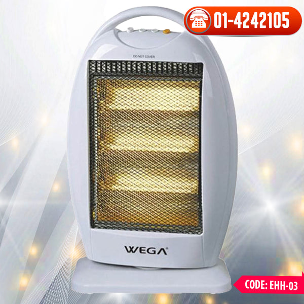 WEGA Electric Three Rod Heater ☎ 01-4242105