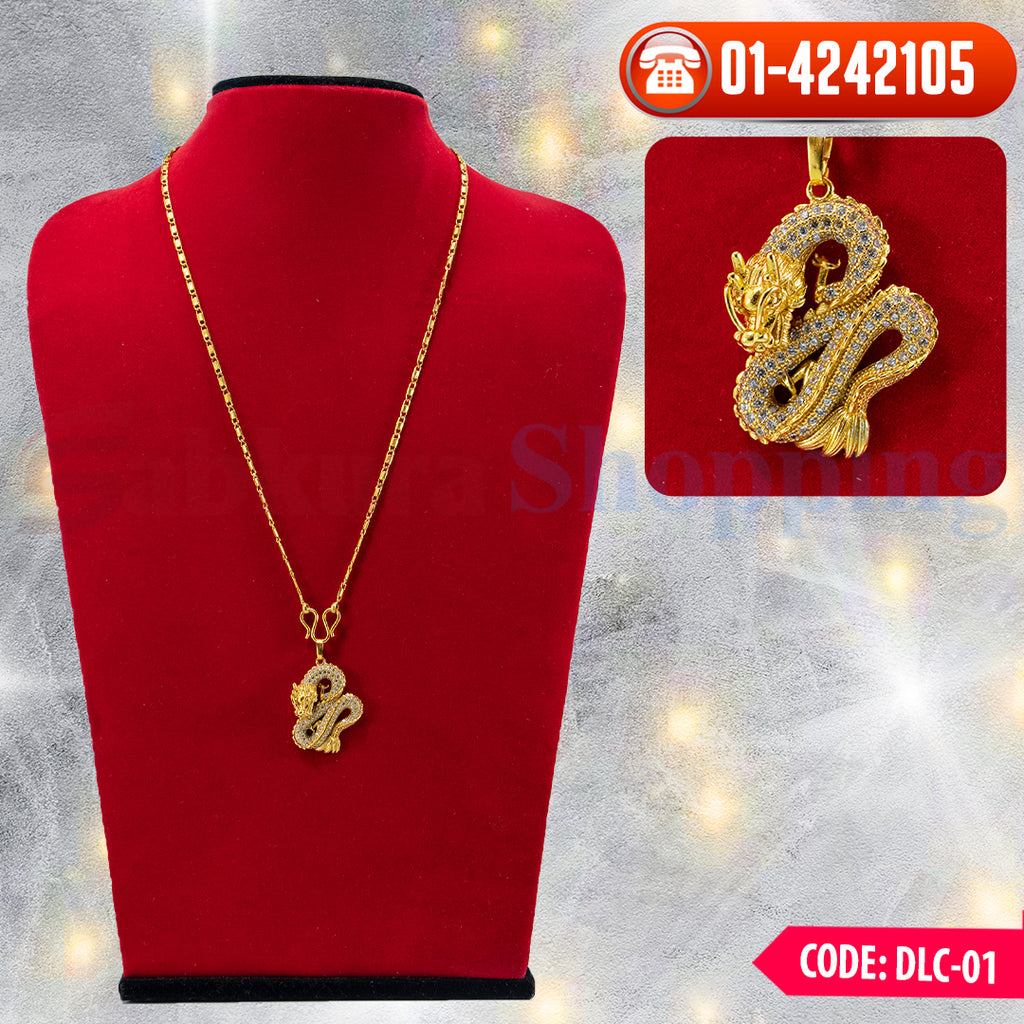 Dragon Locket and Chain ☎ 01-4242105
