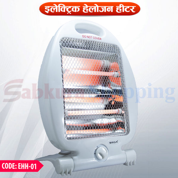 Halogen Heater ☎ 01-4242105