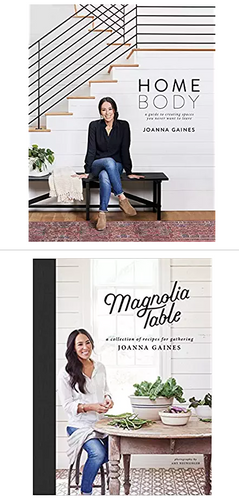 Magnolia Table Cookbook/Homebody Bundle
