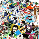 100 Random Sticker Pack