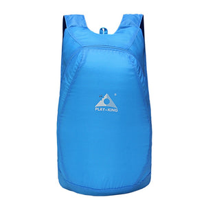 PlayKing Japan™ Lightweight Nylon Foldable Backpack
