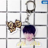 Exclusive BTS Keychains