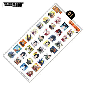 Naruto Sticker Packs