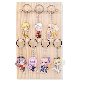 Fate Series Keychains