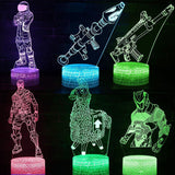 Fortnite LED figure Lamps