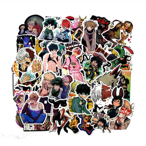 My Hero Academia 150 Sticker pack