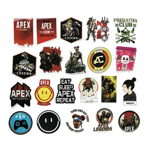 Apex Sticker Pack of 70