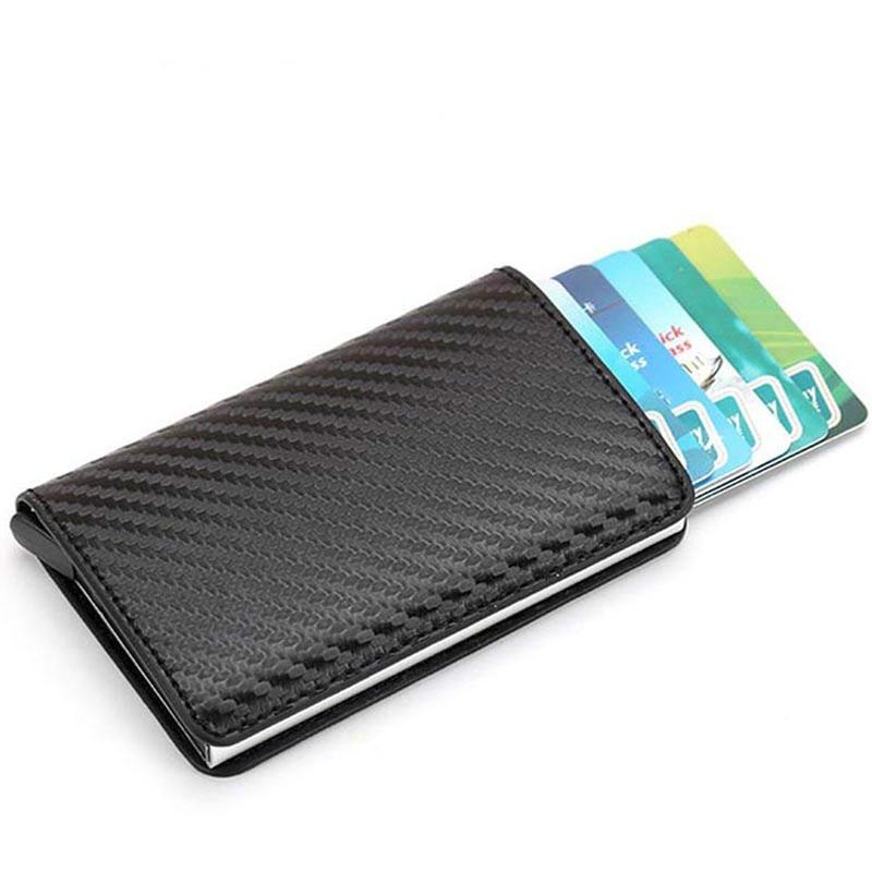 Carbon Fiber SekaiClick™ Wallet (RFID Blocking)