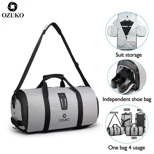The Sekai Ozuko Travel Bag