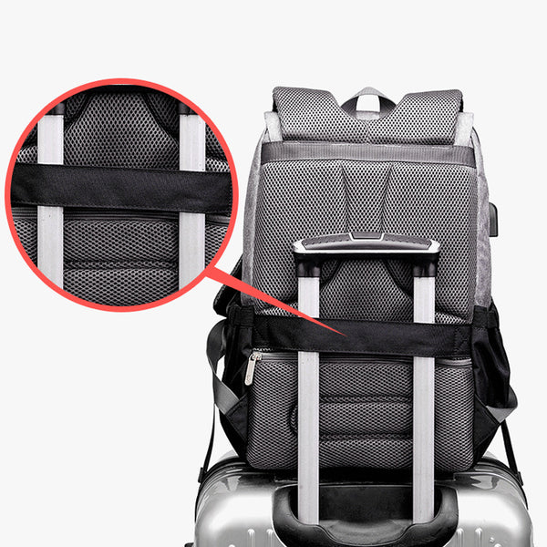 Sekai USB Mother's Backpack