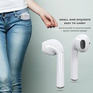 Exclusive Mini Wireless Bluetooth AirPod for all phones