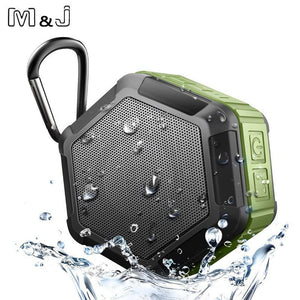 Waterproof Bluetooth Speaker and Subwoofer