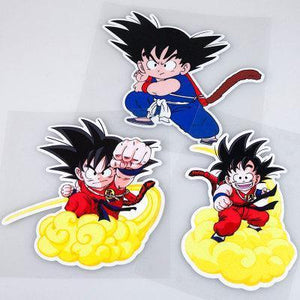 Dragon Ball Car Stickers