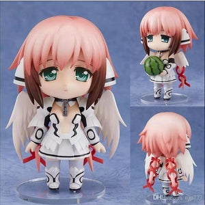 "Anime Doll Nendoroid Sora no otoshimono Ikaros Action Figure Model Toy 4"" 10cm"