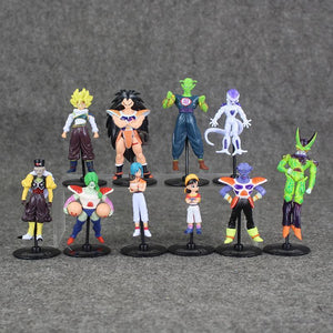 20 Piece DBZ Figure Set