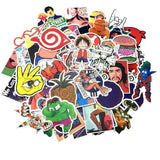 200 Pop Culture Sticker Pack
