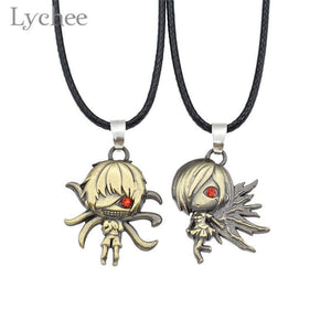 Tokyo Ghoul Couple Necklace