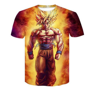 Exclusive Dragon Ball Shirts