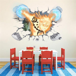 Naruto Wall Stickers