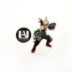 Exclusive Bakugo Acrylic Figure