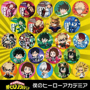My Hero Academia Badges