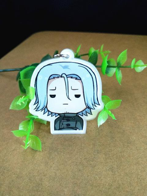 13 Chibi Tokyo Ghoul Keychains