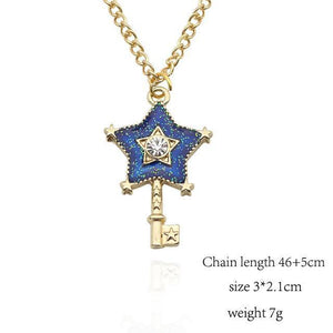 Sailor Moon Charm Necklaces