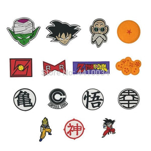 Dragon Ball Patches