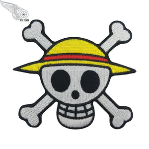 One Piece Logo Patch