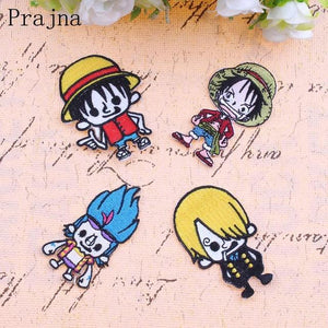One Piece Patches