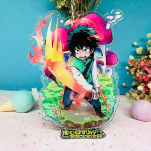 Exclusive My Hero Academia Medieval Acrylic Figures