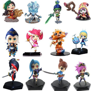 Exclusive League of Legends Mini Figures