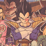 Dragon Ball Scroll 71x23cm Poster