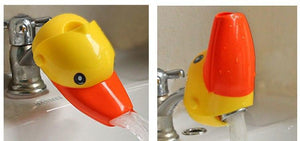 Adorable Animal Faucet Friends
