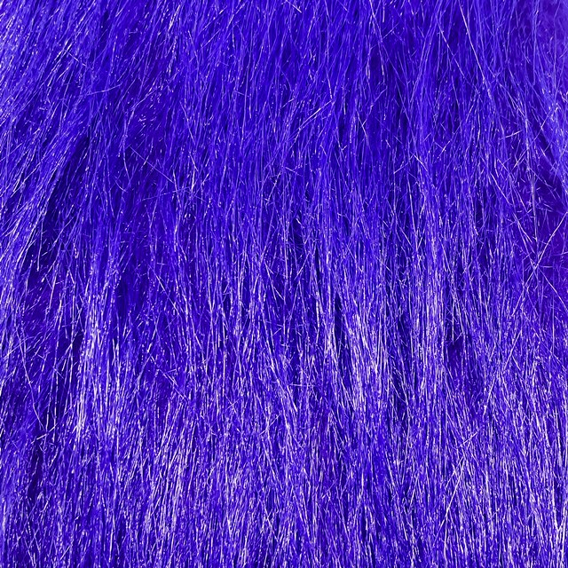 purple craft fur