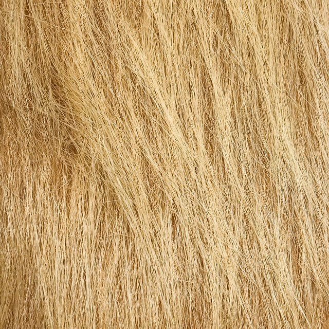 red fox craft fur