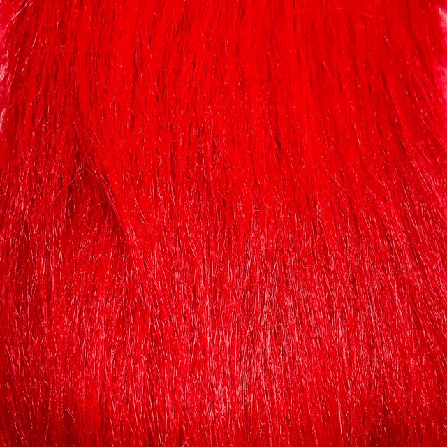 red craft fur